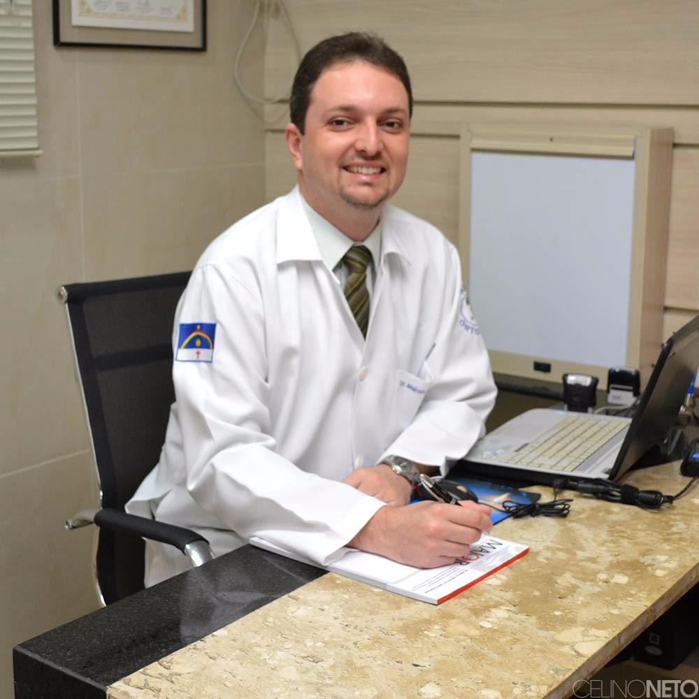 Dr. Marcio Cavalcanti – Ortopedista e Traumatologista