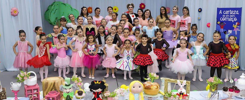 Oficina de Ballet Pt.2
