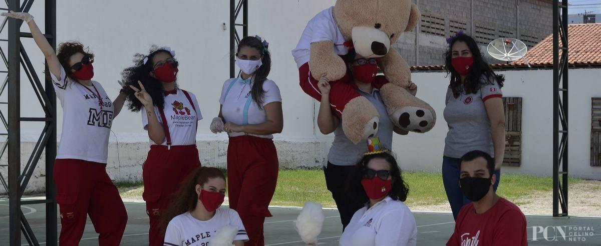 Maple Bear/Dia das Crianças